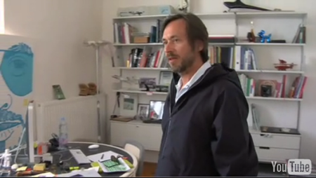 Marc Newson in the documentary Objectified.